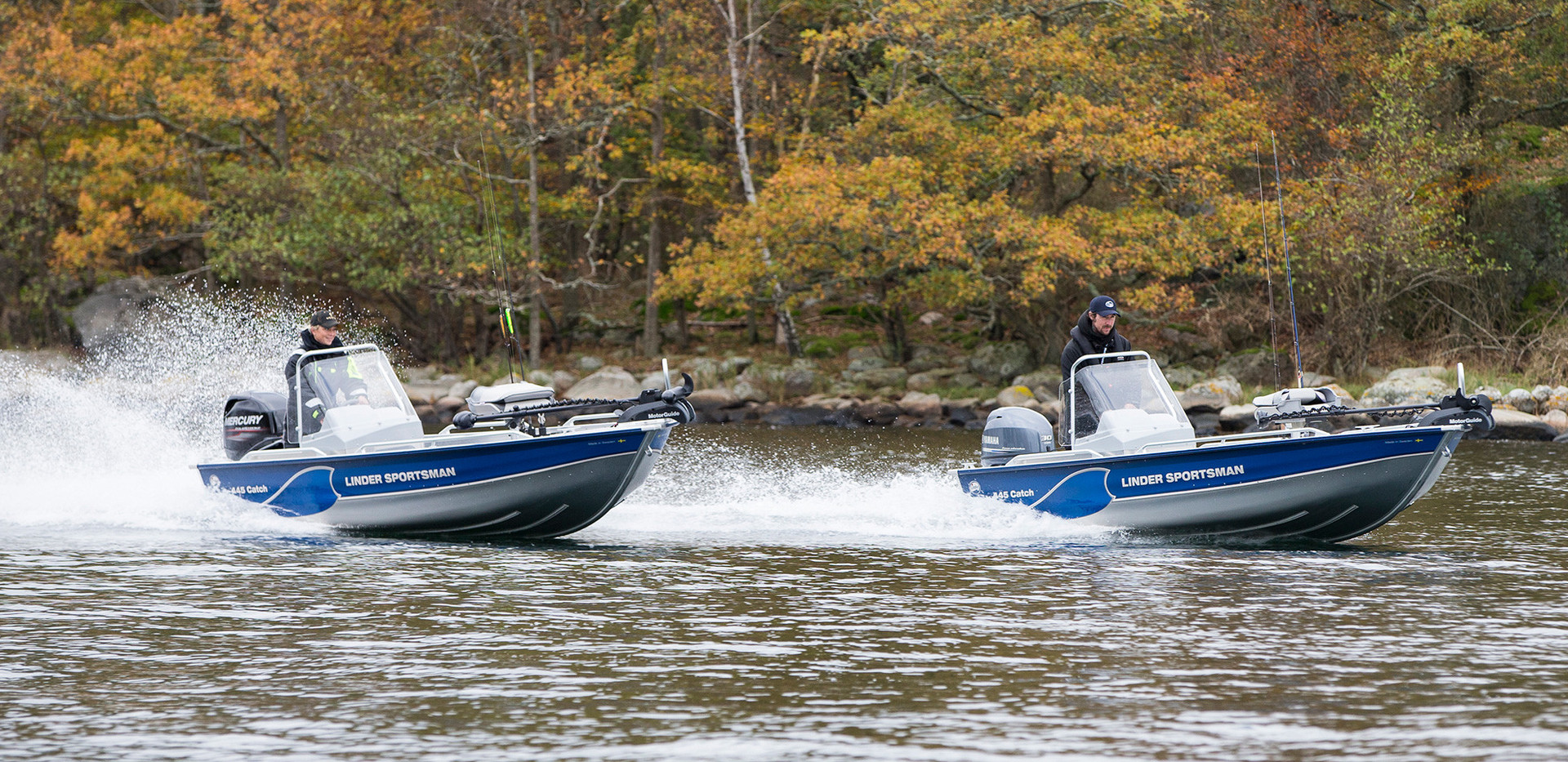 Linder Sportsman 445 Catch Boat