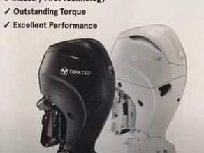 Tohatsu Release NEW MFS75/90/100/115