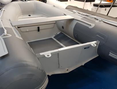 Europa A270R Aluminium Rib