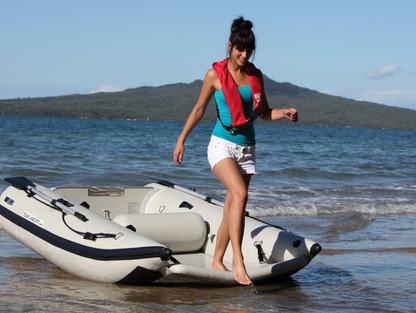 Takacat Lite 280L Inflatable Catamaran