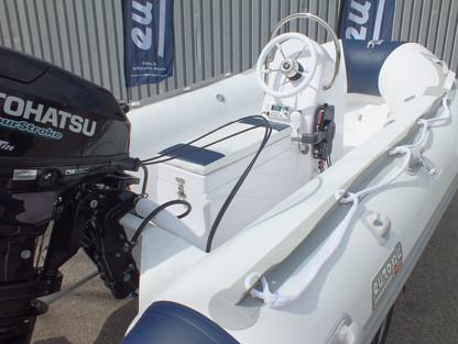 Europa R330 Rib Boat