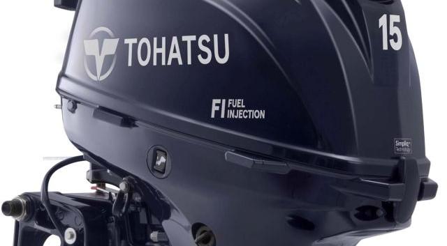 Tohatsu MFS15E EPT