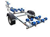 jet ski trailer, roller,boat galvanised