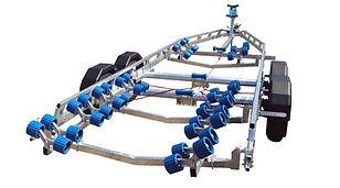 EXT3000 Super Roller Boat Trailer