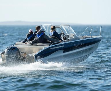 Linder Arkip 530 Boat