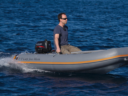 FRIB 330 Folding Rib Boat