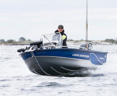 Linder Sportsman 445 Catch Boat