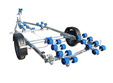 EXT1300 Super Roller Boat Trailer