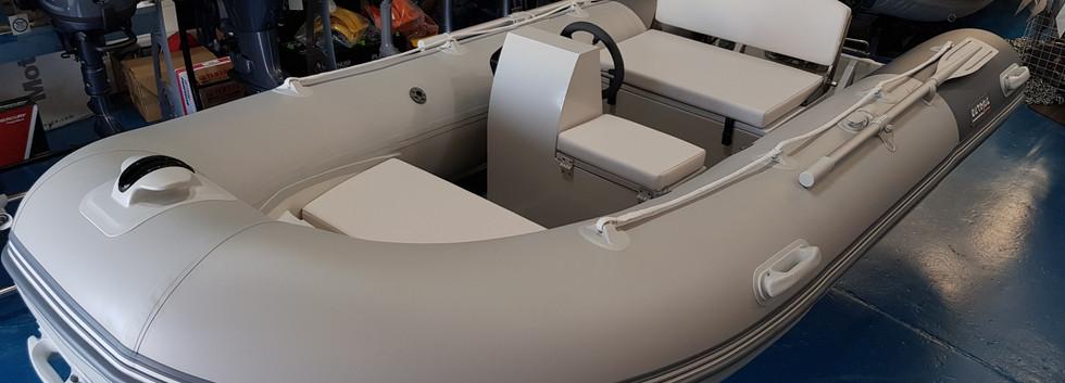 Europa R360A Aluminium Rib