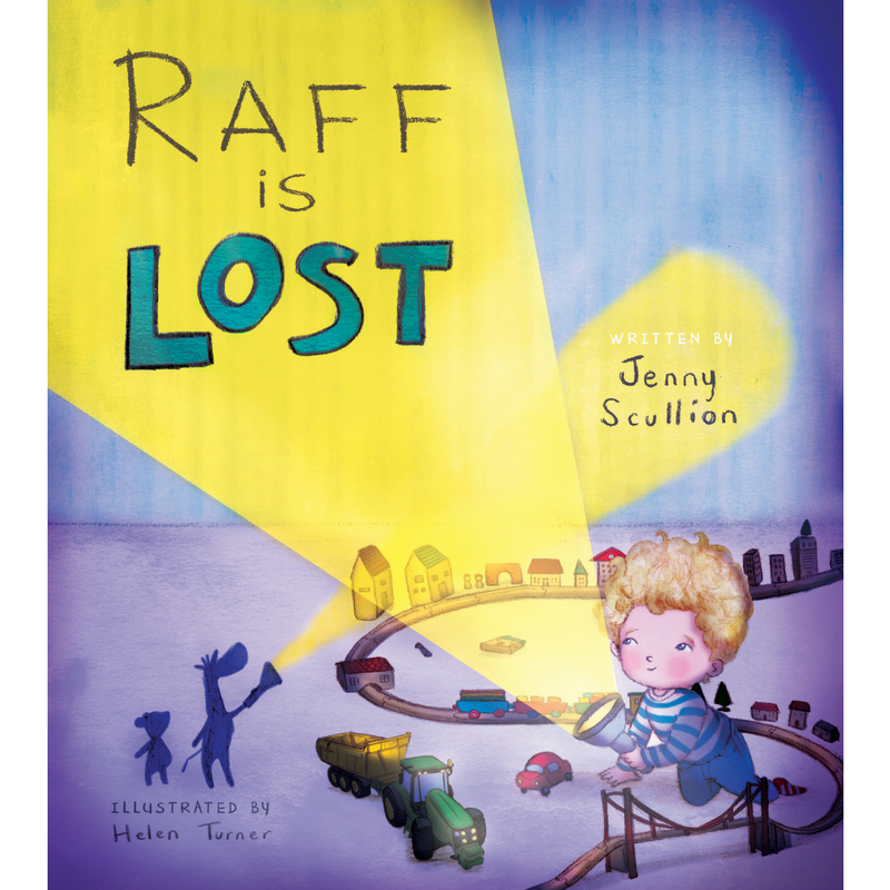 Cover of Raff is Lost