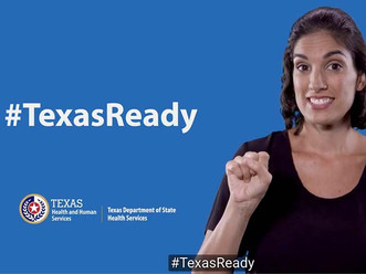 Texas, Ready or Not.