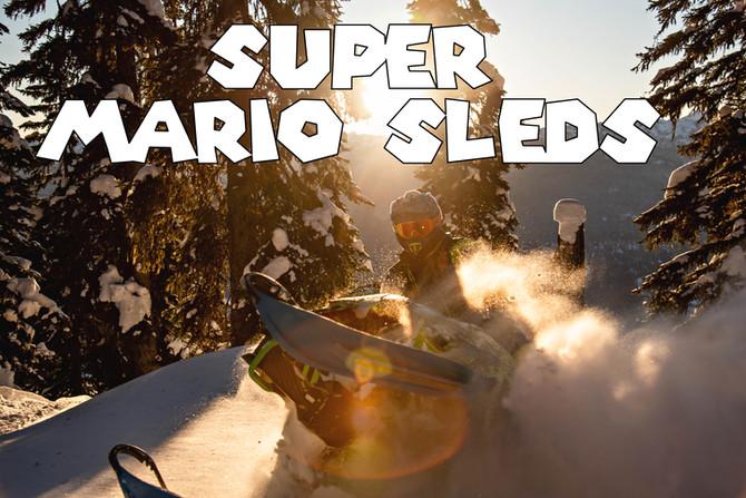 Super Mario Sleds