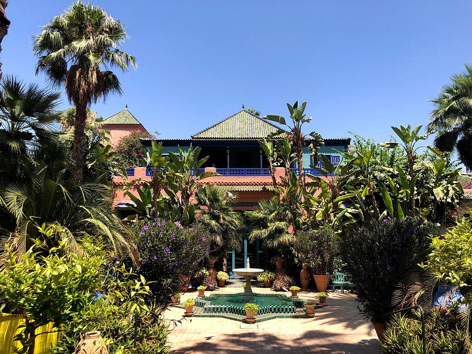 Marrakech-Yves-Saint-Laurent-Garden-Majo