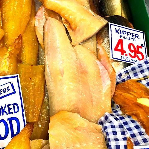 Smoked Haddock portion