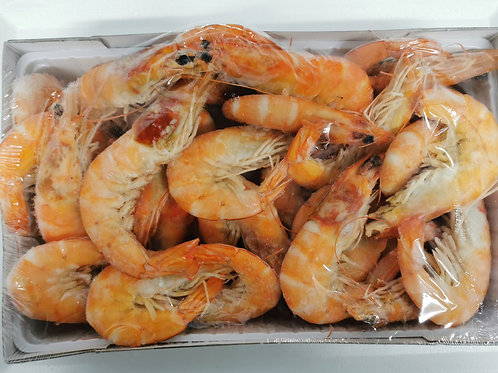 Large Cooked Crevettes