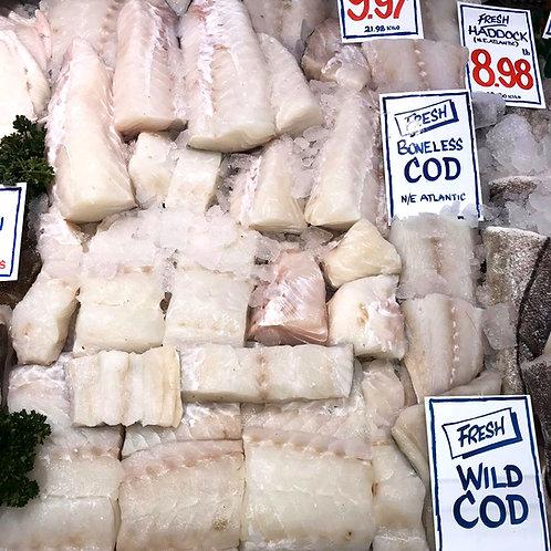 Fresh Cod Bundle Deal