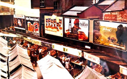 Old Barnsley market - 1960s