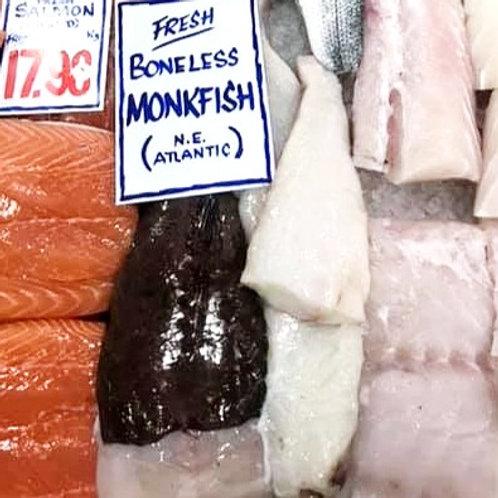 Fresh Monkfish