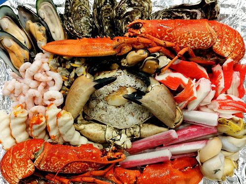 Luxury Seafood Platter