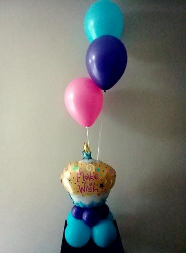Cupcake Centerpiece