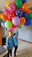 Polkadot Balloon Bouquet