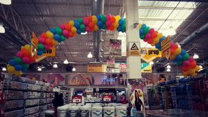Builders Warehouse Arch