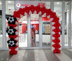 Vodacom Black Friday Arch