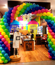 Khiels Rainbow Arch