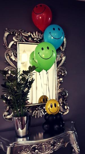 Smiley Centerpiece