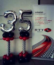 RTT 35th Birthday