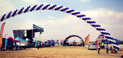 Cansa Helium Arch