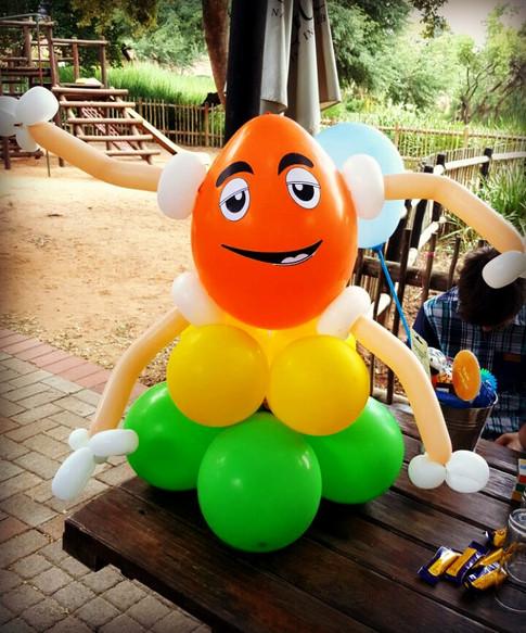 M&M Orange
