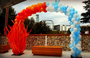 Fire & Ice Arch