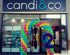 Candi & Co Arch