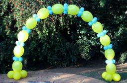 Single Helium Arch