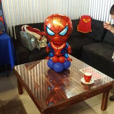 Spiderman Centerpiece