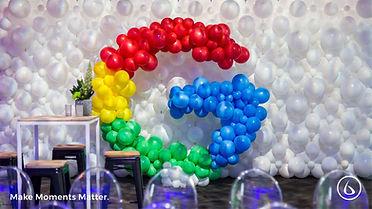 Google Balloon Logo