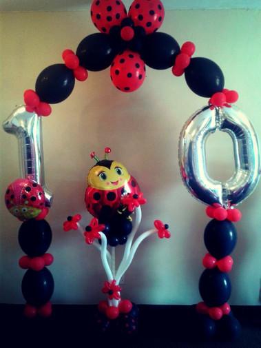 Ladybird 10th Birthday
