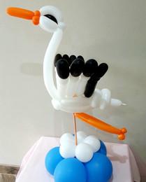 Stork Centerpiece