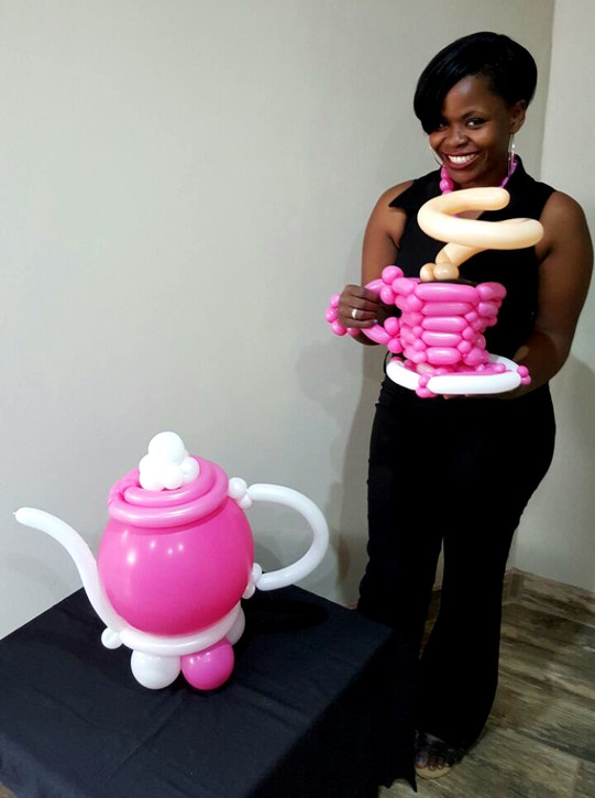 Tea for 2?