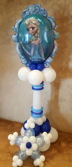 Frozen Pillar
