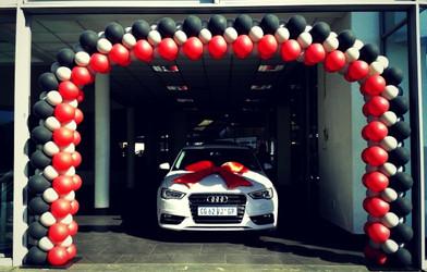 Audi Arch