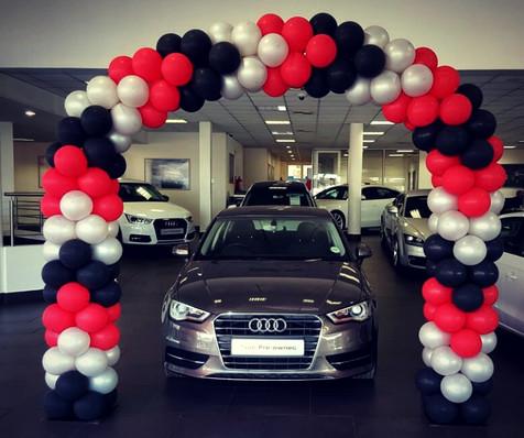 Audi Arrow Arch