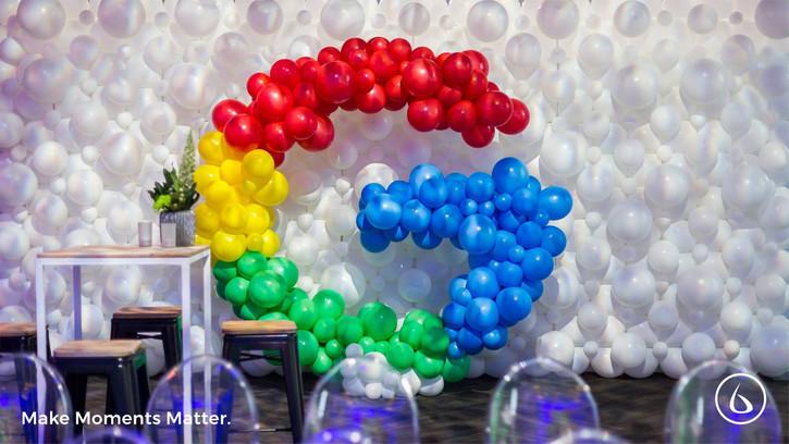 Organic Google G