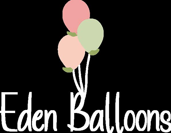 Eden Balloons Logo