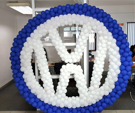 Volkswagen Balloon Logo