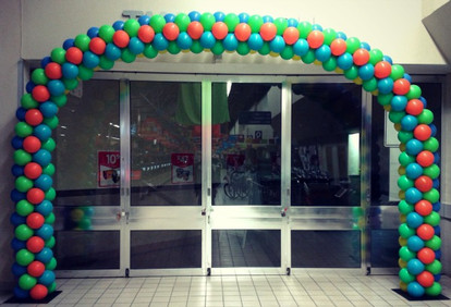 Pick n Pay Carnival Arch
