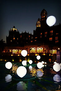 Sun City Balloon Lights