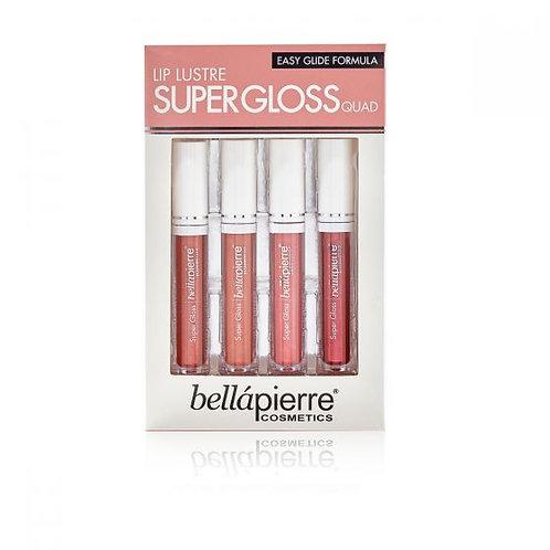 Lip lustre supergloss quad