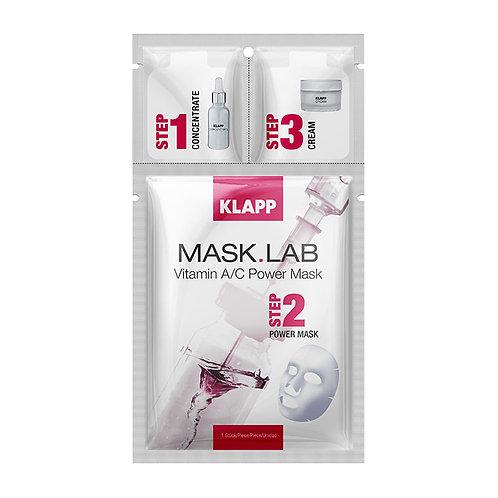 Vitamin A/C power mask (Mask LAB)